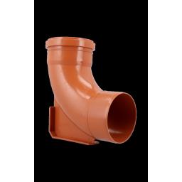 CURVA CON BASE 87º30 M/H 40mm