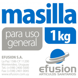 MASILLA PARA USO GENERAL 1KG