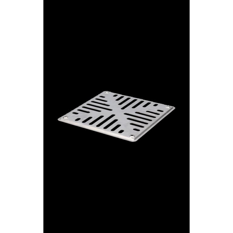 REJILLA ACERO INOX. 15X15mm
