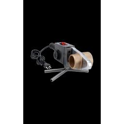 TERMOFUSORA 1500W BOQUILLAS 20, 25, 32, 40, 50, 63mm
